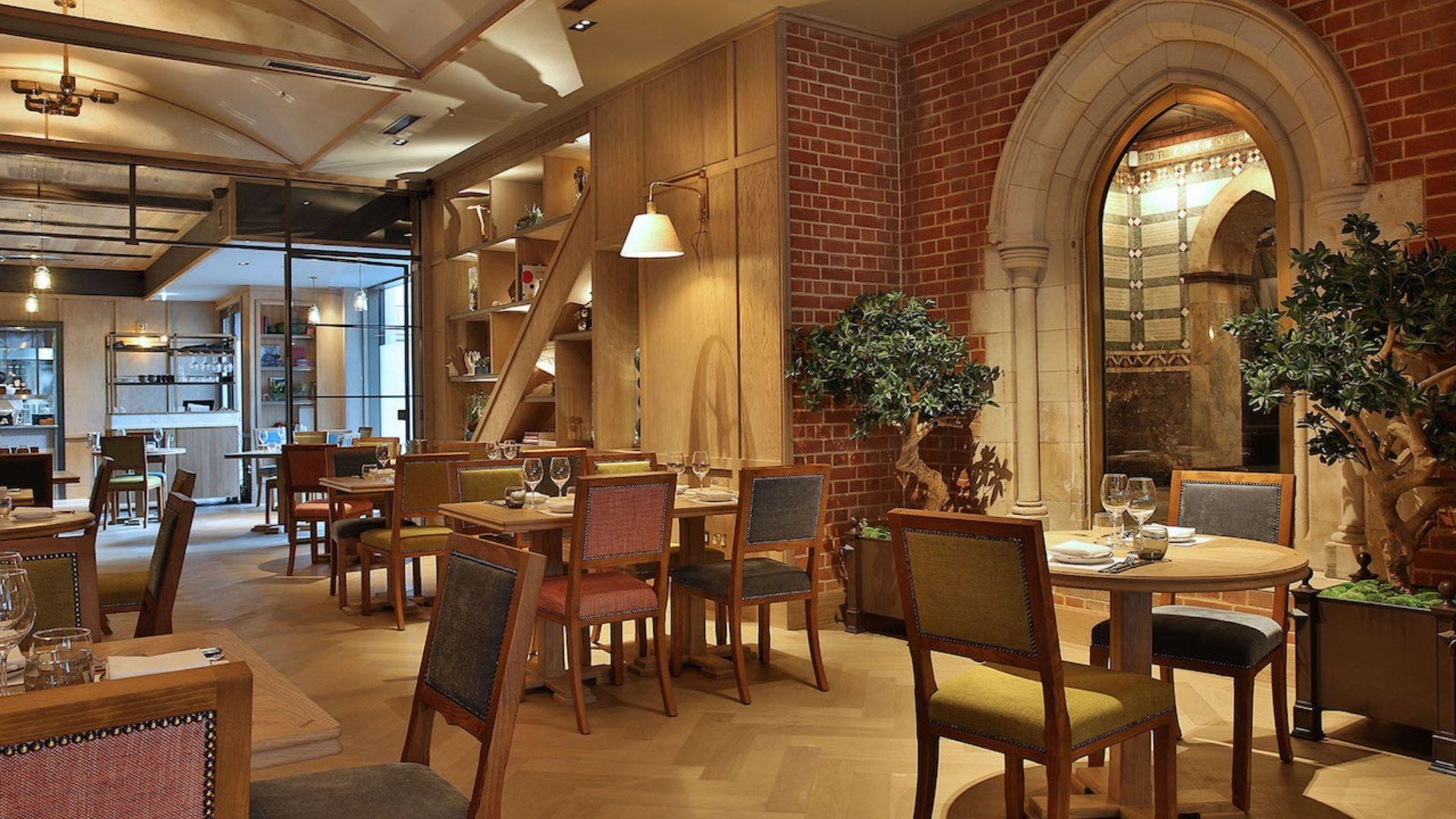 ロンドンおすすめレストラン3