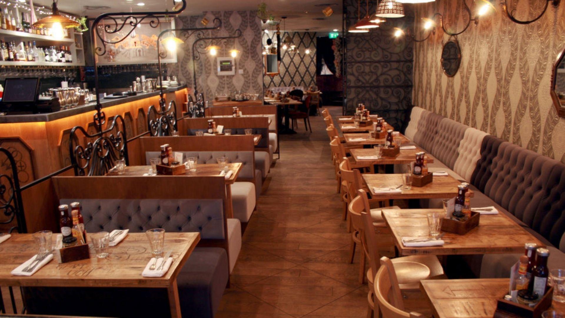 ロンドンおすすめレストラン11