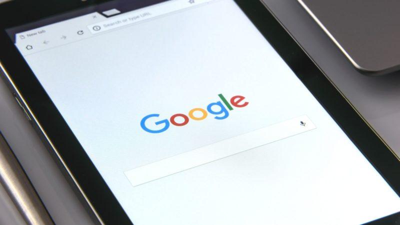言語と場所を変えたGoogle検索
