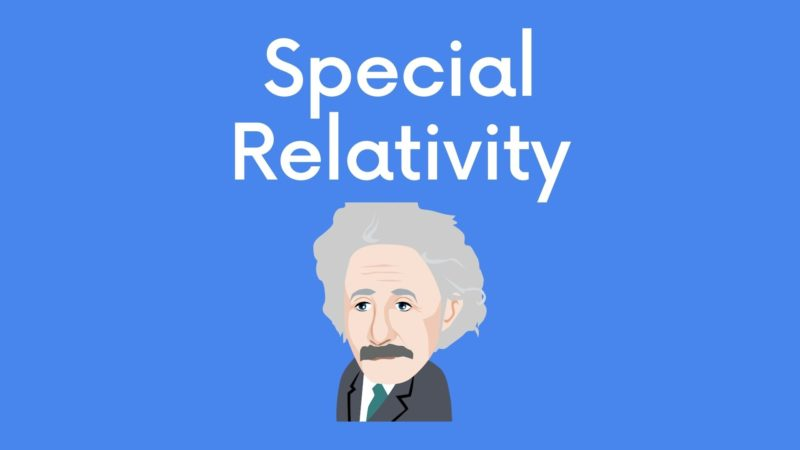 わかりやすい特殊相対性理論