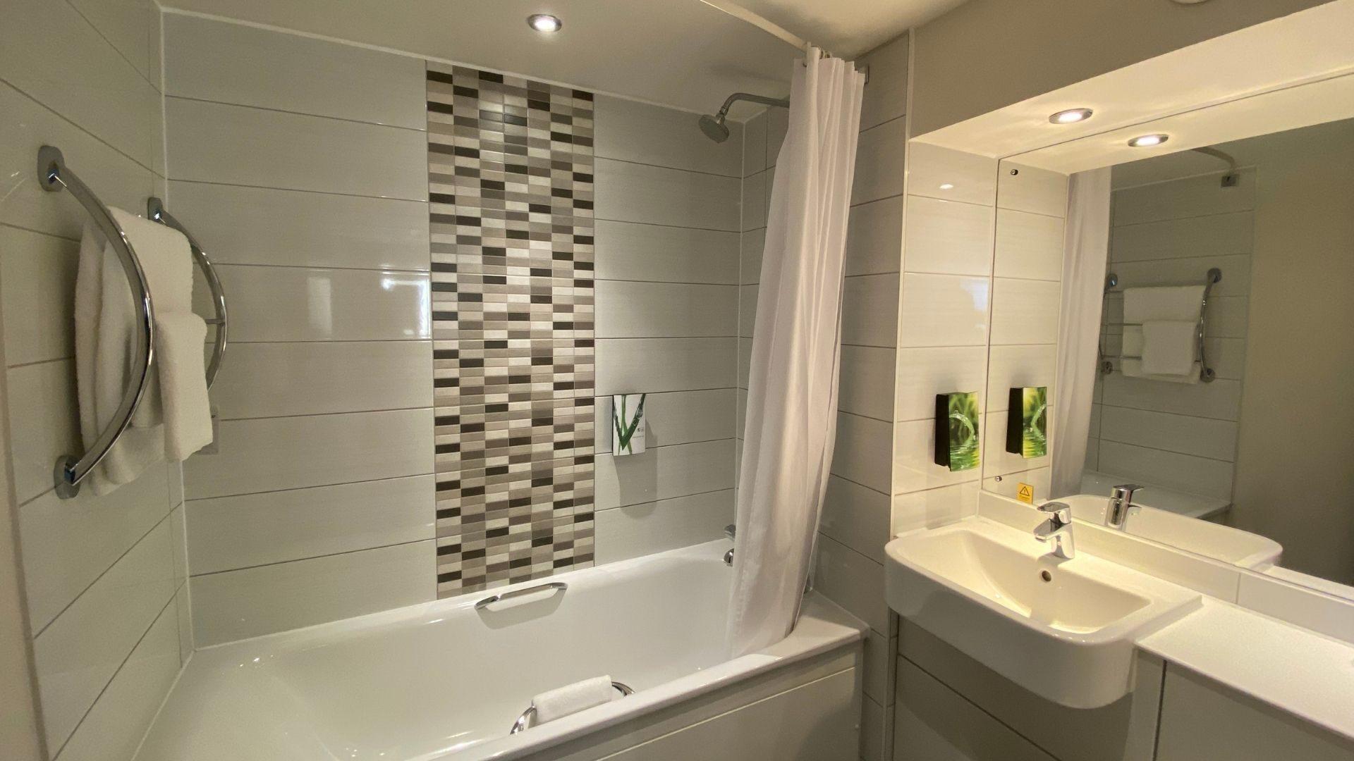 イギリスおすすめホテル浴室